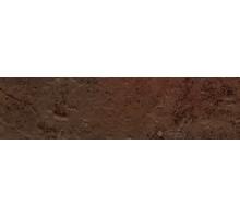 Фасадная плитка Paradyz Semir 24,5x6,5 Brown структурный
