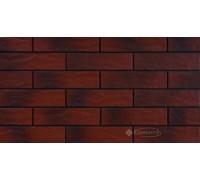 Фасадная плитка Cerrad Country cherry 24,5x6,5 рустикальная