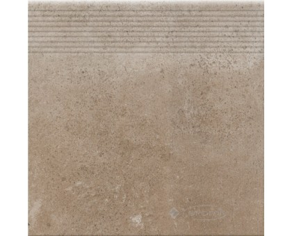 Керамогранит Ступень Cerrad Piatto 30x30 sand (10439)