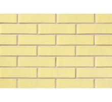 Глазурованный желтый кирпич СБК керамический